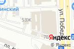 Схема проезда до компании Гиппократ в Астрахани
