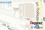 Схема проезда до компании Рыбалка в Астрахани
