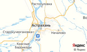 Образование Астрахани
