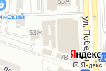 Схема проезда до компании ТРИТЕКС в Астрахани
