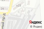 Схема проезда до компании Фаворит 30 в Астрахани