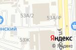 Схема проезда до компании Центр мото и автотехники в Астрахани