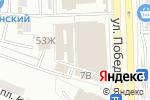 Схема проезда до компании Фатиния в Астрахани