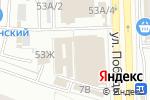 Схема проезда до компании Магазин тканей в Астрахани
