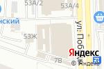 Схема проезда до компании Том и Джерри в Астрахани