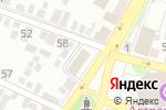 Схема проезда до компании Samsung в Астрахани