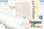 Схема проезда до компании Наилина в Астрахани