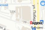 Схема проезда до компании Магазин женской обуви в Астрахани