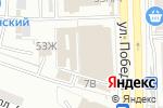 Схема проезда до компании БИАНКО в Астрахани