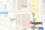 Схема проезда до компании SuperMAX в Астрахани