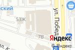 Схема проезда до компании 30 секунд в Астрахани
