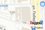 Схема проезда до компании Farman в Астрахани