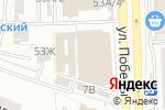 Схема проезда до компании Oba-na в Астрахани