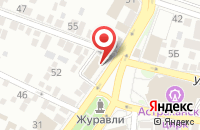 Схема проезда до компании БашАвтономГаз в Астрахани