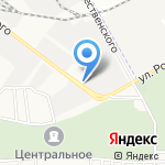 Наш эконом на карте Астрахани