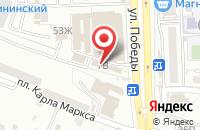 Схема проезда до компании Сковородкино в Астрахани