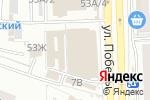Схема проезда до компании Gold Men в Астрахани