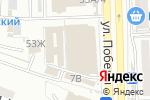 Схема проезда до компании Сеть магазинов сувениров в Астрахани
