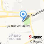 Служба экстренного вскрытия замков на карте Астрахани