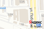 Схема проезда до компании Магазин меховых изделий в Астрахани