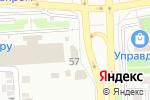 Схема проезда до компании РесурсФинанс в Астрахани