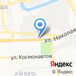 АйКар на карте Астрахани