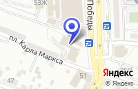 Схема проезда до компании АСТРАФАРМ ФАРМАЦЕВТИЧЕСКОЕ ПРЕДПРИЯТИЕ в Астрахане