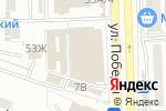 Схема проезда до компании Магазин кожгалантереи и бижутерии в Астрахани