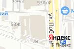 Схема проезда до компании Магазин женской одежды в Астрахани