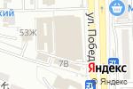 Схема проезда до компании Чарли в Астрахани