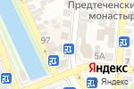 Схема проезда до компании Лианна в Астрахани