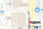 Схема проезда до компании Penguin в Астрахани