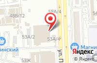 Схема проезда до компании Магазин по продаже чая и кофе в Астрахани