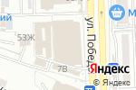 Схема проезда до компании Natalie collection в Астрахани