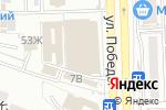 Схема проезда до компании Магазин по продаже женской одежды в Астрахани