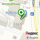 Местоположение компании Астраханоргтехводстрой