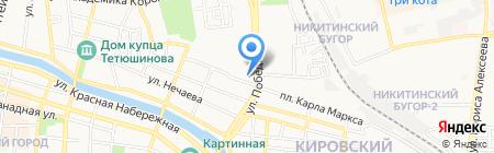 Oriflame на карте Астрахани