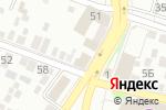 Схема проезда до компании Победа в Астрахани