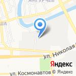 Торгово-производственная фирма на карте Астрахани