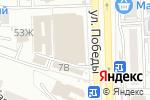 Схема проезда до компании Обувной магазин в Астрахани