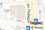 Схема проезда до компании Магазин мужской джинсовой одежды в Астрахани