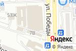 Схема проезда до компании Магазин по продаже женской обуви в Астрахани