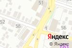 Схема проезда до компании Аль-Маидат в Астрахани