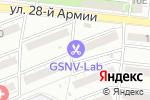 Схема проезда до компании GSNV-Lab в Астрахани