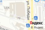 Схема проезда до компании Грация в Астрахани