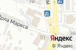 Схема проезда до компании Отделение Пенсионного фонда РФ по Астраханской области в Астрахани