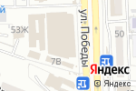 Схема проезда до компании Три сезона в Астрахани