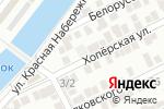 Схема проезда до компании Стройдвор в Астрахани