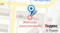 Компания Окна Gertz на карте