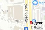 Схема проезда до компании Classic jeans в Астрахани
